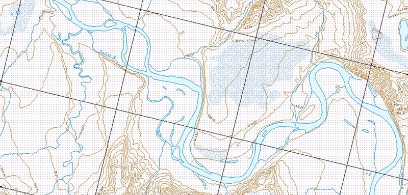 Canoe North Adventures Mapping