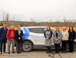 Meals on Wheels Orangeville