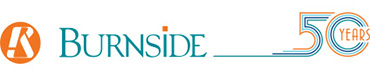 Burnside logo.