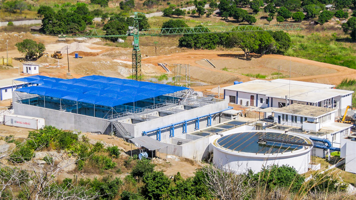 Improving Water Supply - Mozambique