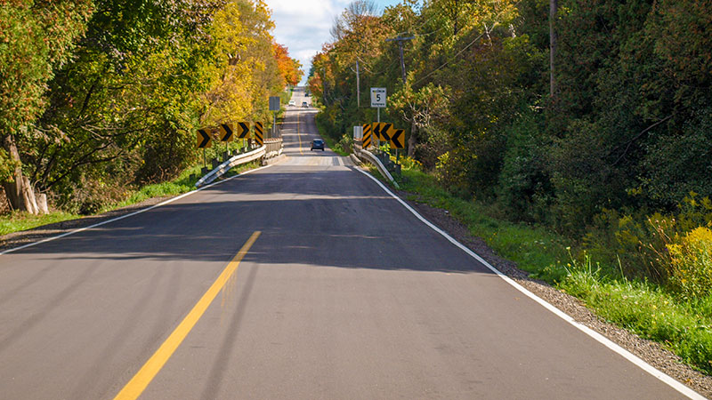 Niska Road Improvements